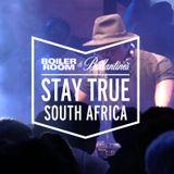 Culoe De Song Live Boiler Room Ballantine Stay True South Africa Johannesburg 5.3.15
