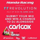 Honda TT Revolution 2016 - On Dexx Miss Sarah Trance