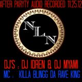 DJ Idren - NIGHT LIFE NATION : AFTER HOURS 11.25.12