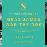 The Friday Residency Live - Graz James & Matt White - 29/03/19