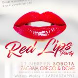 Grëco - Red Lips Party 12/08/16 @Jagiellońska Cafe & Cocktail Bar - Żywiec