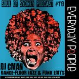 SOUL OF SYDNEY #119: Everyday People 'Nu-Funk & Modjazz Mixtape by DJ Cman