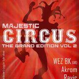 Wez BK - Live at The Majestic Circus, Prague 27/10/2018