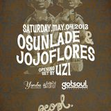Opening set for Osunlade at Club Peopl.  (Montreal)-Mix by Uzi