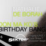 Woshi & N-Dye - DonMaKos B-Day @ Sektor7 - 23.04.2016