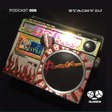 Old New Records Podcast 006 - STACHY.DJ - no matter is what if the rhythm does