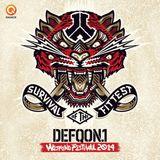 Angerfist @ Defqon.1 2014 Black (Radio Live)