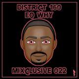 MIXclusive 022: EQ Why - For Ya Soul N-Joy the Bar-B-Q