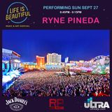Life is Beautiful Festival @ Jack Daniels Stage Set 9/27/15 (Downtown Las Vegas, NV)