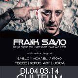 Frank Savio @ Culteum (Karlsruhe) 04-03-2014