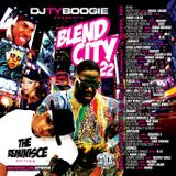DJ Ty Boogie - Blend City 22 (The Reminisce Edition)