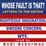 Bumper sticker backlash, invading immigrants, food service rules, profane headlines and more!
