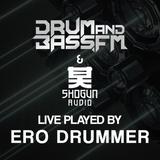 DrumandBass.FM & Shogun Audio pres. Fourward Expansion Album   Ero Drummer (Intro)