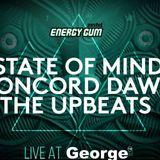 State of Mind b2b The Upbeats b2b Concord Dawn @ George FM 96.6FM - Auckland (19.05.2017)