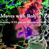 NightMoves 15.01.2015 Rob 'n' Zoopsie @ Vibration Fm