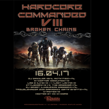Cyrotex feat. MC M-Core - live @ Hardcore Commanded VIII 'Broken Chains' 16.04.2017