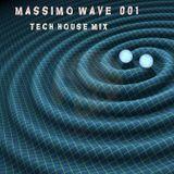 Massimo Wave 001 Tech House Mix
