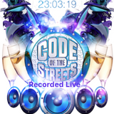 Live from Basement 45 23/3/19 Code of the Streets