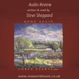Audio Review for Loren Evarts and Home Again