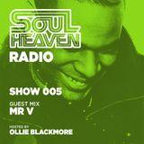 Soul Heaven Radio 005: Mr V