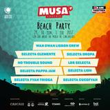 Lds Selecta Beach Party Festival Musa Cascais