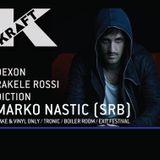 Rakele Rossi - Kraft Amsterdam - 21st November 2015