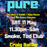 Craig Baillie - Dirty Disco House Mix - Pure May 2019