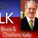 Galatians Bible Study chapter 4 on Let's Talk with Larry Bruce and Charlana Kelly
