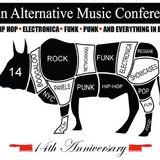 Especial de Rock en Rebelión de la Latin Alternative Music Conference 2013