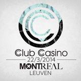 dj Chichou @ Montreal - Club Casino 22-03-2014