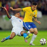Jogos Históricos - Brasil 1x0 Honduras