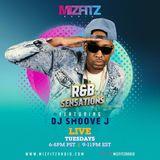 DJ Smoove J - R&B Sensations - 17 Mar 20