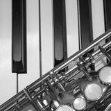 Dixon - Piano, sax and rythm
