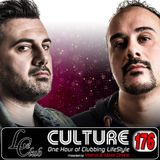 Le Club Culture - Radio Show (Veerus & Maxie Devine) - Episode 176