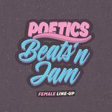 3DO Radio: uitzending 23: Poetics Beats 'n Jam --> Female Edition (met Jacky, Sibella, Joetta)