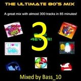The Ultimate 80s Megamix volume 3 of 3 (132 tracks)