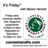 Connemara Community Radio - 'It's Friday' with Marian Herriott - 30nov2018