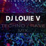 EDM / Techno / Rave Mix [30min Club Mix] @DJLouieV