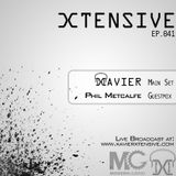 Xtensive Ep.041 ft. Phil Metcalfe guestmix- May 14th, 2012