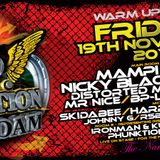 Mampi Swift & IC3 Live @Deviate/innovation warm up party