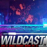 Wildcast 78 - Live from Space Terrace Miami (Part 2)