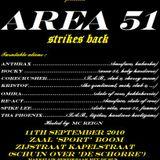 SPIKE LY @ Area 51 30.08.1998