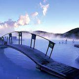 John Eltong for Blue Lagoon, Iceland