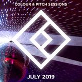 Colour and Pitch Sessions with Sumsuch - July 2019