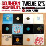 Twelve 12's Live Vinyl Mix: 29 - Electro special! -  Jimmy Plates