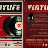 Estereo 18.2.2015 - VINYLIFE with DJs BABE LN and DASHA FYAH