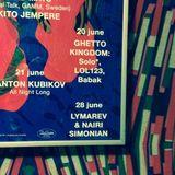 Babak – GHETTO KINGDOM @ Dom Beat (Saint-Petersburg, 20.06.14)