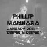 """Set Janeiro 2013 - """"Deeper n' deeper"""""""