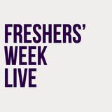 Freshers' Week Live: Saturday 19th September