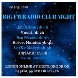 Big Fm Radio Club Night 9. Sep 18